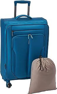 حقيبة سفر سامسونايت باترونو سبينر من البوليستر لون ازرق متوسط معتمدة من إدارة أمن المواصلات الأمريكية: 108105-1090