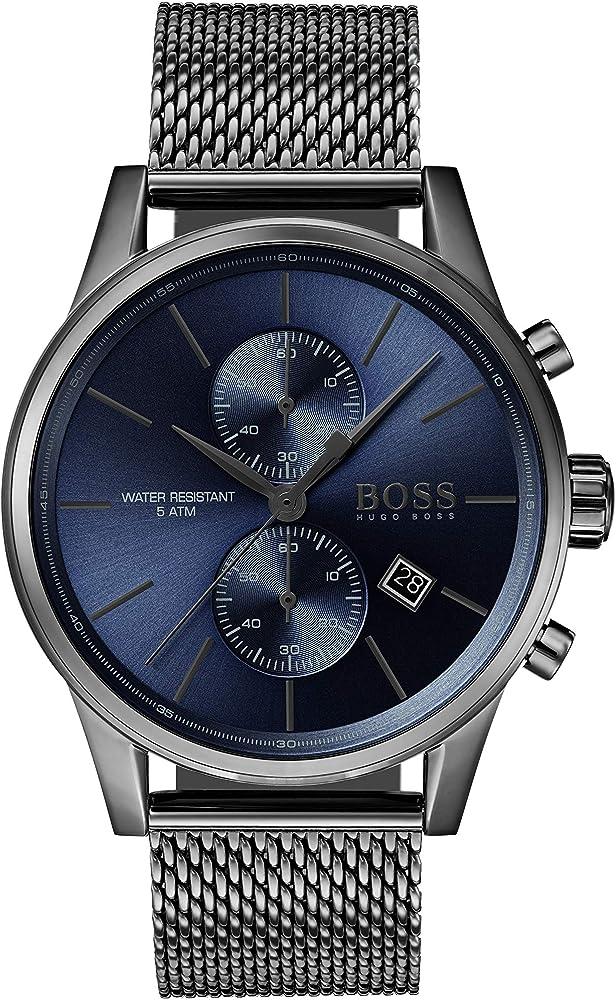 Hugo boss orologio cronografo quarzo uomo 1513677