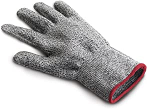 Cuisipro 747329 Surface Glide Technology Cut Resistant Glove, Grey