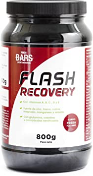 PUSH BARS FLASH RECOVERY Complemento alimenticio en polvo a ...