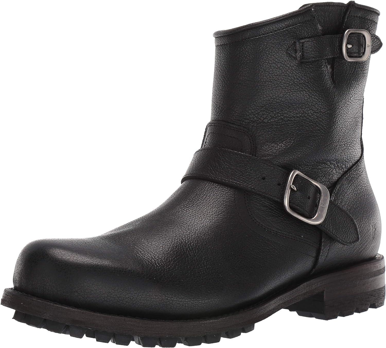 Frye お買得 品質検査済 Men's Boyd Engineer Boot Snow