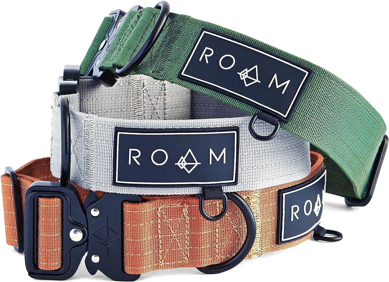 ROAM Premium Dog Collar