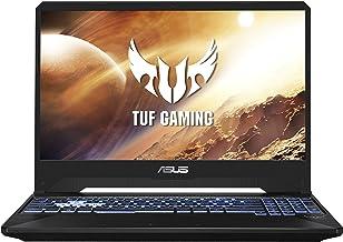 ASUS TUF Gaming FX505DT 15.6-inch FHD 144Hz Laptop, Ryzen 5-3550H, GTX 1650 4GB GDDR5 Graphics (8GB RAM/1TB HDD + 512GB NV...