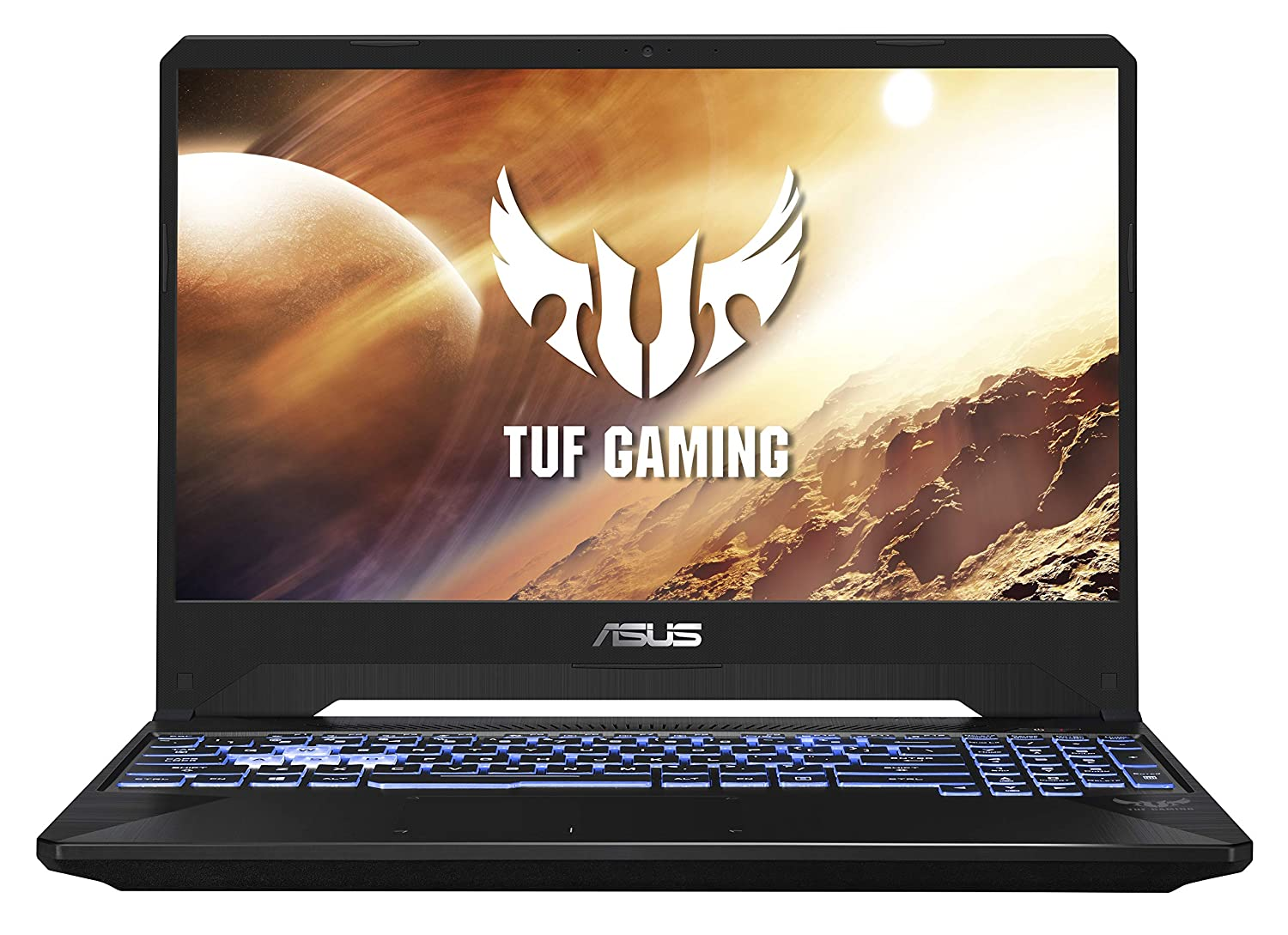 """Buy ASUS TUF Gaming FX505DT 15.6"""" FHD 120Hz Laptop GTX 1650 4GB Graphics  (Ryzen 7-3750H/8GB RAM/1TB HDD/Windows 10/Gold Steel/2.20 Kg), FX505DT- AL059T Online at Low Prices in India - Amazon.in"""