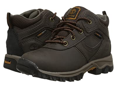 Timberland Kids Mt. Maddsen Mid Waterproof (Toddler/Little Kid) Boys Shoes