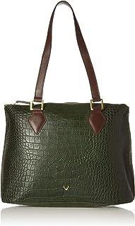 Hidesign Women's Handbag(CRO MELB RAN EMER BRN)