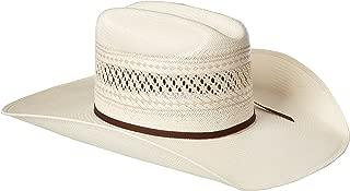 Men's 20x Tan Insert Double S Cowboy Hat