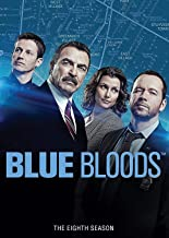 Blue Bloods The Complete Season 8 8th Eight