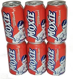 Moxie Soda, 12 Ounce (6 Cans)