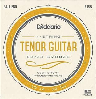 tenor guitar strings dgbe