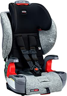 Britax Grow with You ClickTight Harness-2-Booster Car Seat, Spark - Premium, Soft Knit Fabric - 2 Layer Impact Protection ...