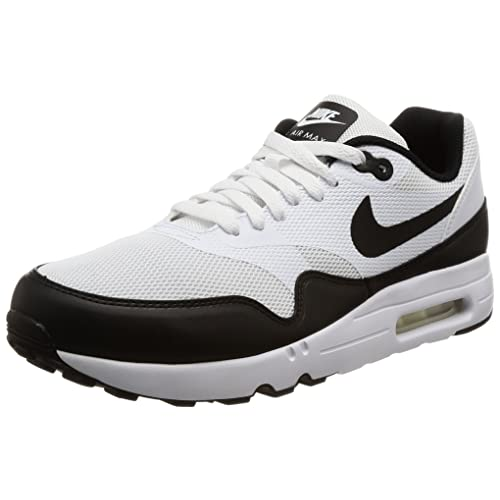 new arrival affe6 c4f3b NIKE Men s Air Max 1 Ultra 2.0 Essential White Black 875679-102