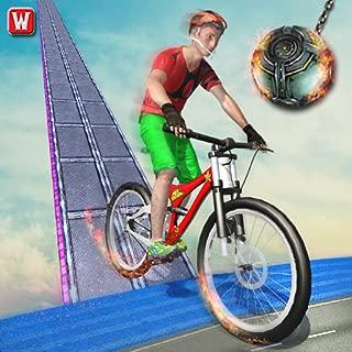 Impossible BMX Crazy Rider Stunt Racing Tracks 3D