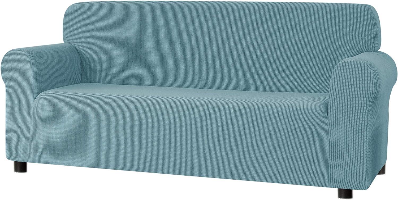 大決算セール Ouka 1-Piece Slipcover Superior Stretch Sofa 4-Seat Cover 大規模セール for