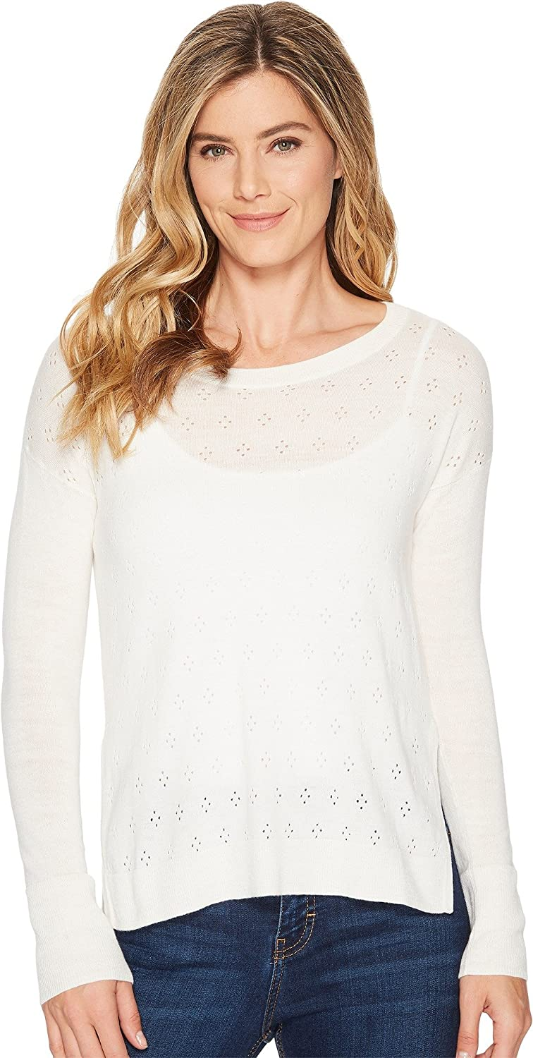 Toad&Co Womens Cambria Pointelle Crew