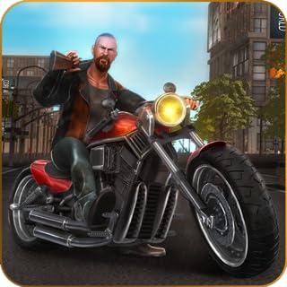Heavy Bike Vegas City Gangsters Adventure: Criminal Mind Save The World In Battle Royal Simulator Survival Game 2018