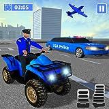 US Police ATV Quad: Transporter Game