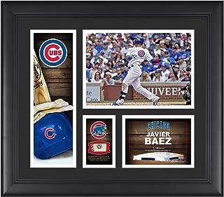 Javier Baez Chicago Cubs Framed 15