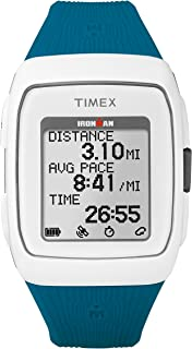 Timex Ironman GPS Silicone Strap Watch