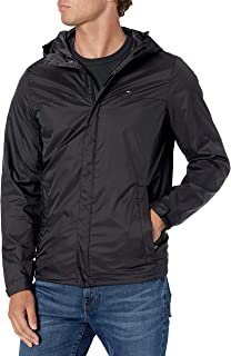 Men's Waterproof Breathable Hooded Jacket