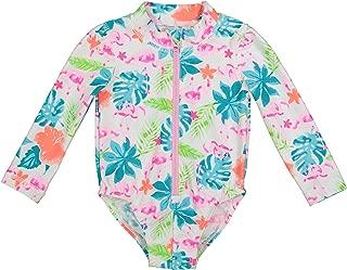 Tommy Bahama Girls' Toddler Uv Protection 1-Piece Swimsuit Bathing Suit