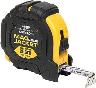 コメロン コンベックス マグジャケット 16 テープ幅16mm 3.5M KMC-31RM