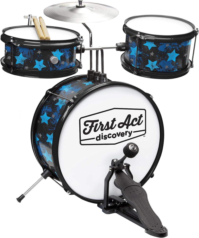 First Act Discovery  FD3018  Schlagzeug mit Sitz