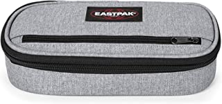 Eastpak Oval Zippl'R Astuccio, 22 Cm, Grigio (Sunday Grey)