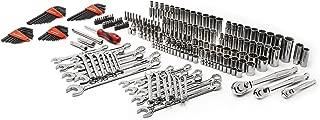 Crescent CTK230 230pc Master Mechanics Tool Set in Full Color Box, SAE & Metric