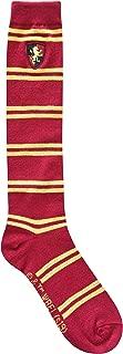 Best gryffindor striped knee high socks Reviews