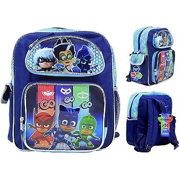 Official PJ Masks Kids Childrens School Book Bag Travel Back To School Bag