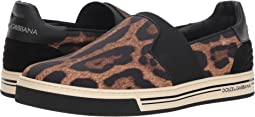 Leopard Low Top Sneaker