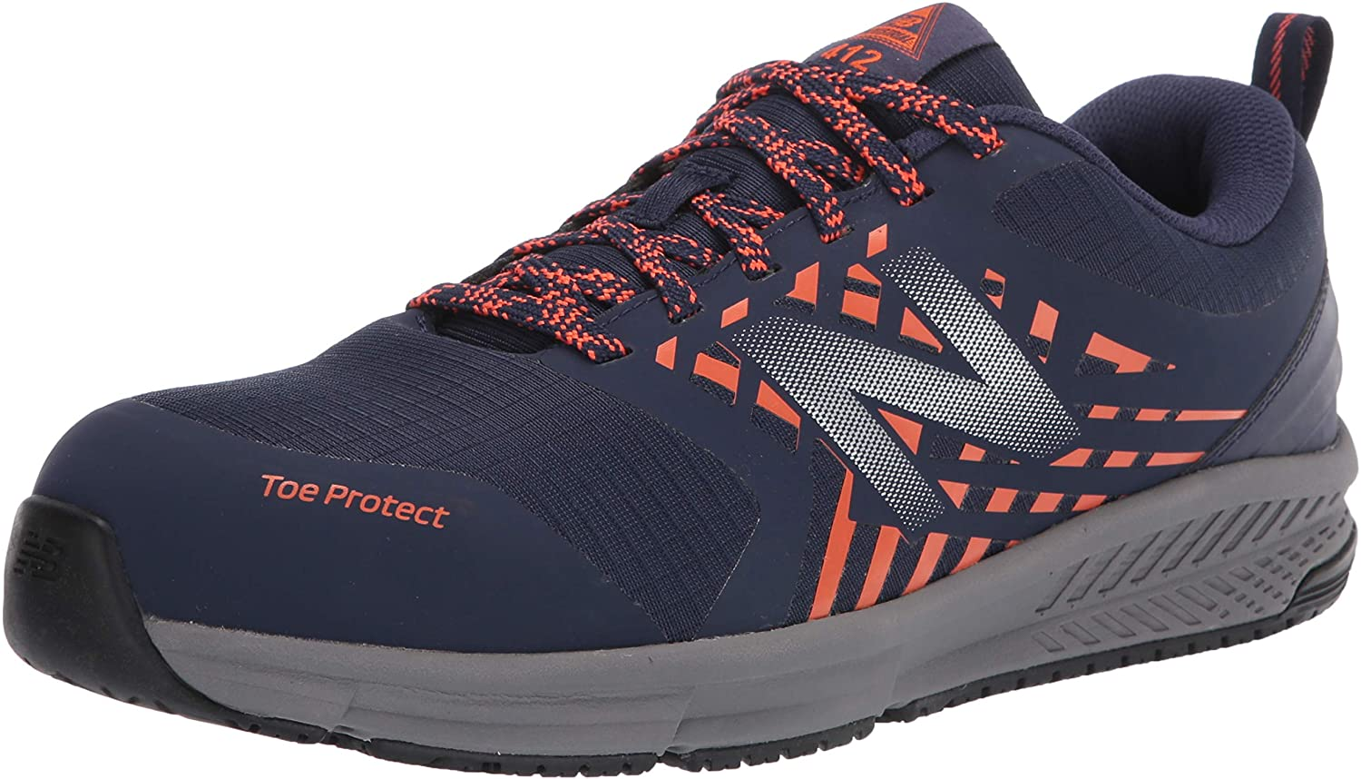 Direct store Ranking TOP1 New Balance Men's 412 V1 Alloy Industrial Toe Shoe