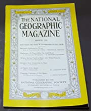 National Geographic Magazine, March 1936
