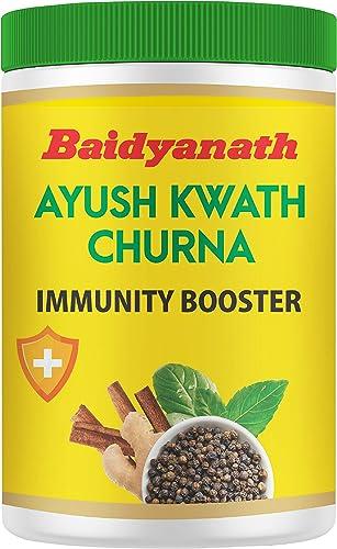 Baidyanath Ayush Kwath Churna Immunity Booster 100 gm pack of 2
