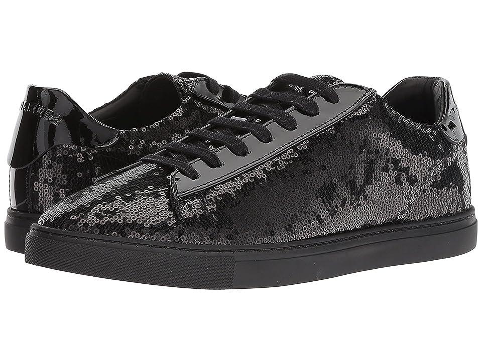 DSQUARED2 New Tennis Sneaker (Black) Men