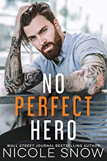 No Perfect Hero (Heroes of Heart's Edge Book 1) (Eng