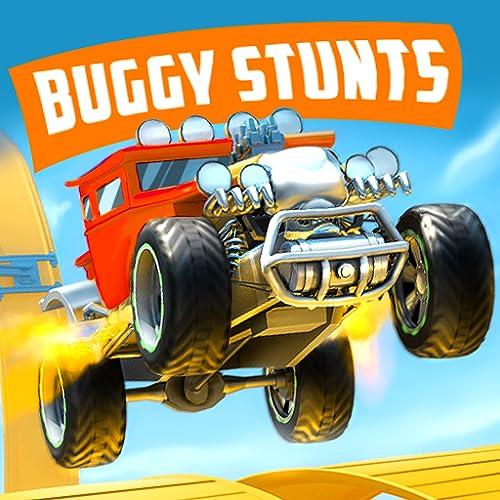 Hot Buggy Stunts Wheels Ramp: Extreme Freestyle Racing Free