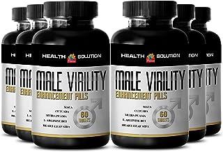 Catuaba bark Powder - Male Virility 1300MG - Boost Sexual Performance (6 Bottles)