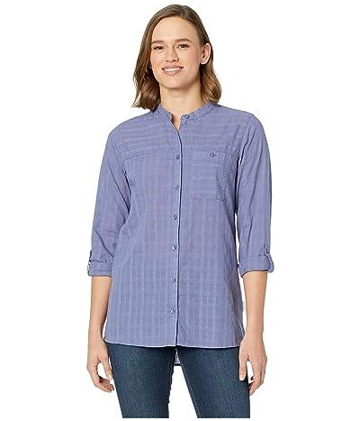 ExOfficio BugsAway(r) Collette Long Sleeve Shirt (Blue Heron) Women