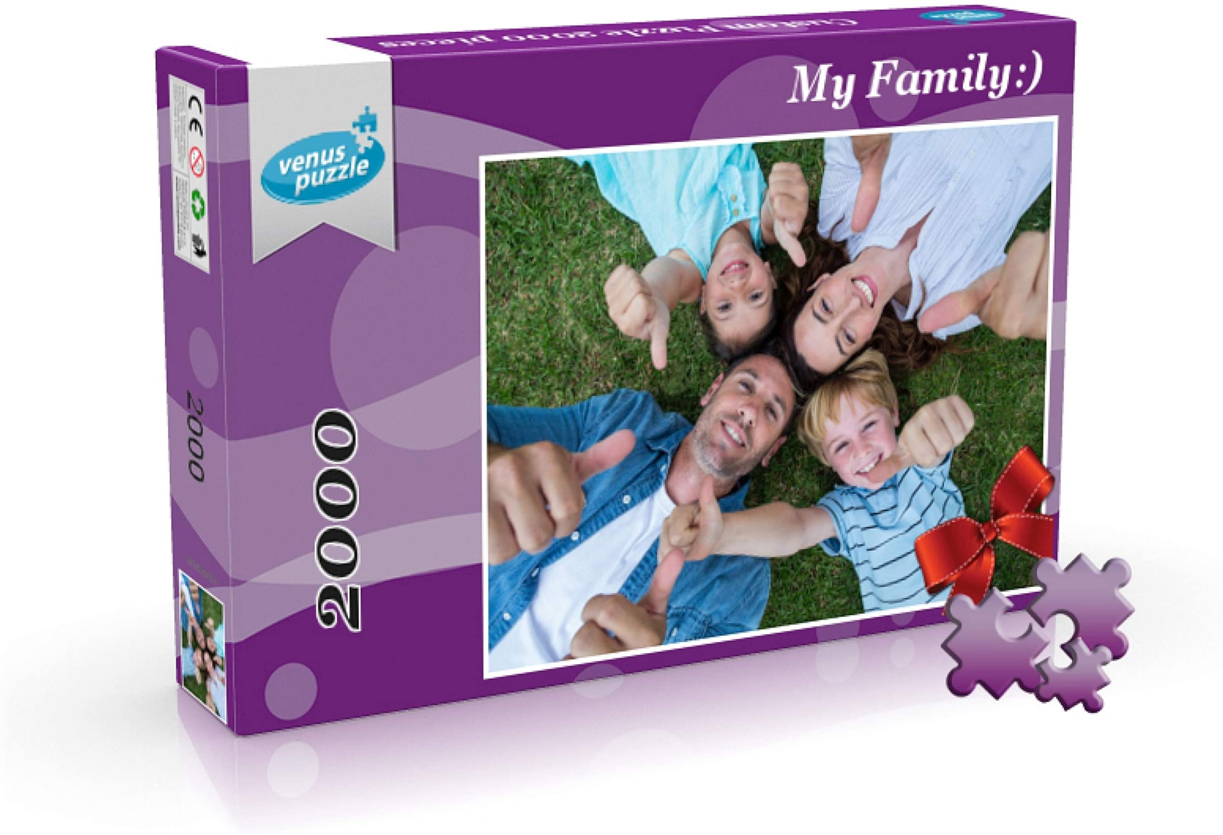 Personalized Puzzle featuring the name BEVERLY in photos of actual signs; Name puzzle; Children; Custom toy; Birthday gift; Jigsaw puzzle