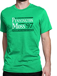 Throwback Election Tee - Pennington/Moss - Green