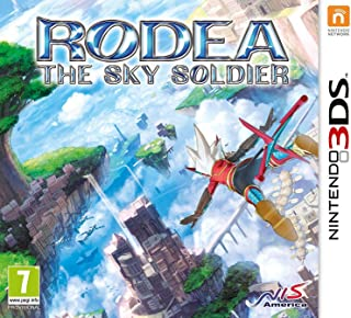 Rodea The Sky Soldier (Nintendo 3DS PAL)