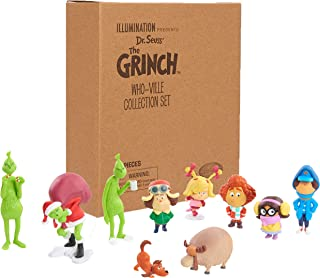 Best the grinch figurines Reviews