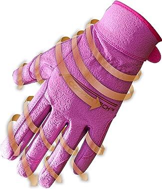 Copper Tech COPGGPKSM Gardening Gloves, Small/Medium, Pink