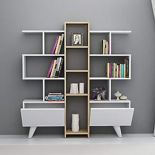Amazon.es: Maison du Design - Librerías / Salón: Hogar y cocina