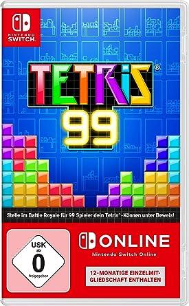 Tetris 99. Nintendo Switch
