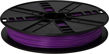 MakerBot MP05778 PLA Filament, 1.75 mm Diameter, Large Spool, Purple