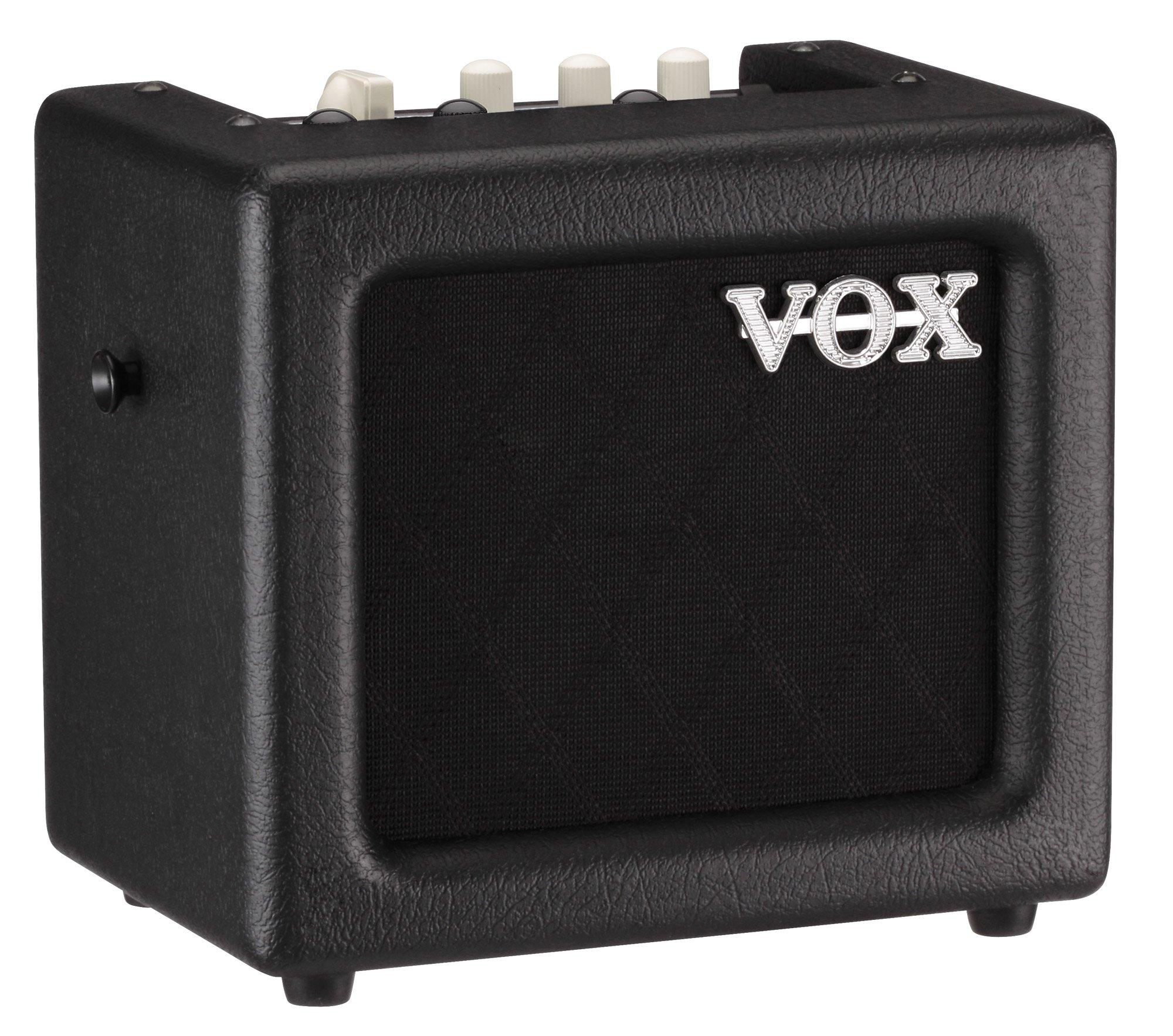 VOX Mini 3 G2 - Amplificador de guitarra, color negro: Amazon.es ...