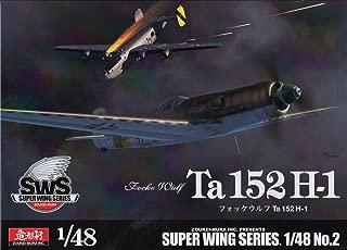 ZKMSWS4802 1:48 Zoukei-Mura Focke Wulf Ta 152H-1 [MODEL BUILDING KIT]